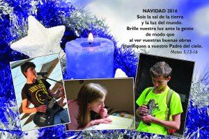 Navidad 2016 Al Cierzo