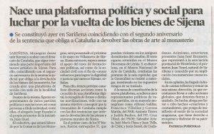 prensa-sijena-Heraldo de Aragón