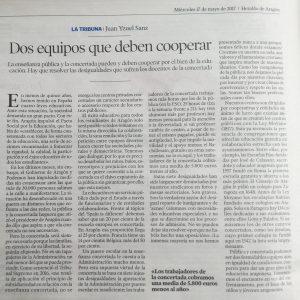 Heraldo de Aragón 17-05-17